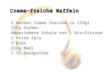 waffeln rezept