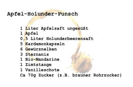 Rezept Punsch