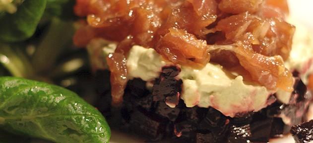 Ge-kocht: Thunfisch-Tartar mit Avocado und rote Beete