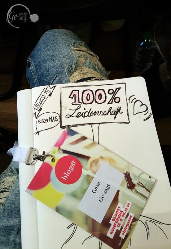 Blogst 100 Pr Leidenschaft