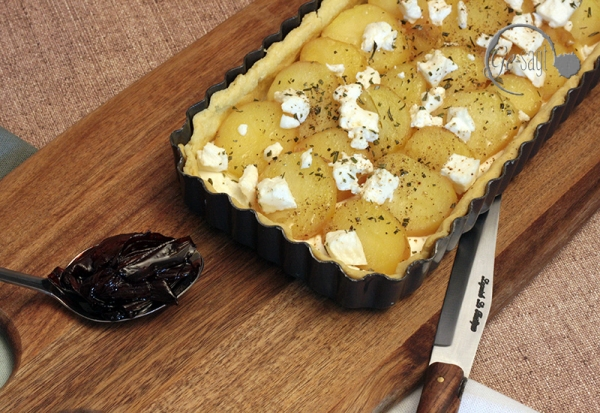 Kartoffeltarte 2