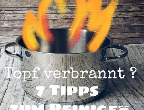 Ge-kocht: 7 Tipps um angebrannte Töpfe zu reinigen