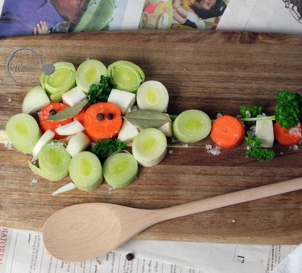 Suppengemüse 1