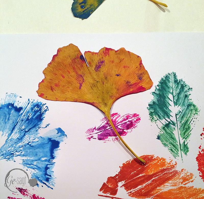 Herbstblätter 6