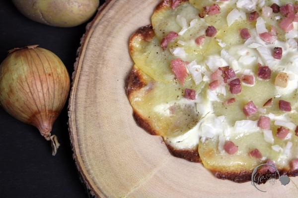 Kartoffelflammkuchen 1