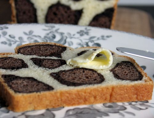 Ge-backen: Leopardenbrot