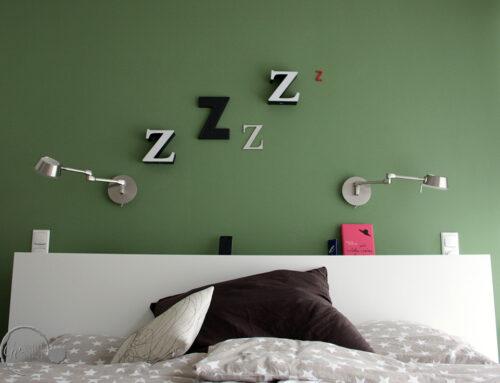 Ge-stylt: Wanddeko fürs Schlafzimmer