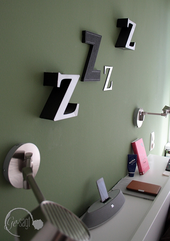 Ge-Stylt: Wanddeko Fürs Schlafzimmer -